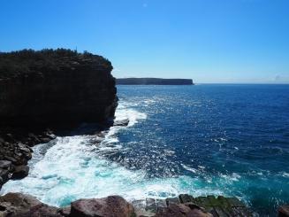 Utsikt fra Watsons Bay