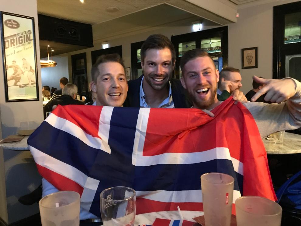 Sør-Afrika og England ville også feire den norske nasjonaldagen